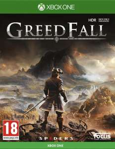 Greedfall (Xbox one) £19.19 with gold @ Microsoft store Norway