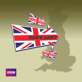 iTunes Dads Army The Complete Collection download @ £19.99 was £44+