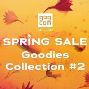 Goodies Collection #2 (Artbooks/ Soundtracks/ Wallpapers & Avatars from Frostpunk, Child Of Morta, Moonlighter & more in OP) For Free @ GOG