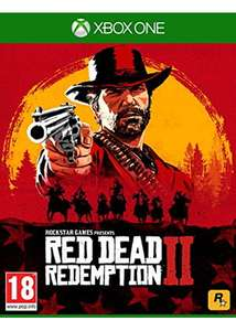 Red Dead Redemption 2 - XBox One £21.85 at Base.com