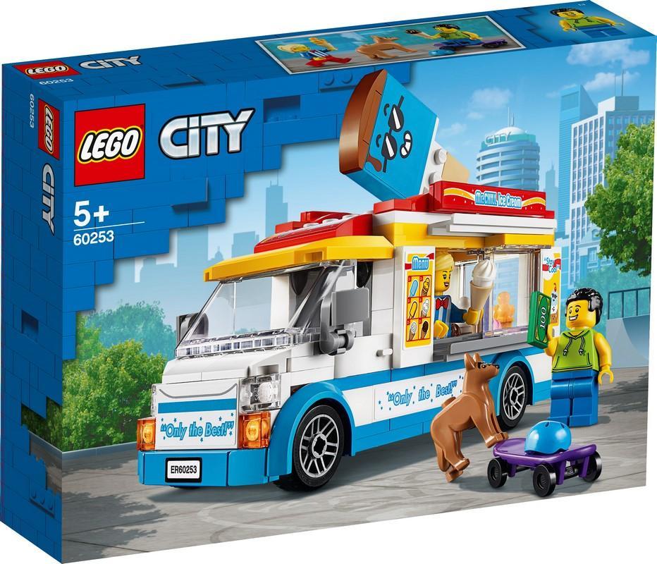 LEGO City 60253 Ice Cream Truck £12 / £16.49 Non Prime @ Amazon