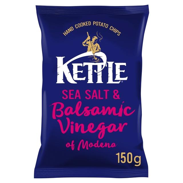 Kettle Chips Sea Salt & Balsamic Vinegar of Modena Crisps £1 at Morrisons