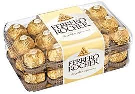30 Ferreo Rocher £5.98 / 2 x Alpen Muesli 1.1kg packs £3.99 / Greeta Premium Mango Chutney 1.5kg £2.69 / Rubicon 16 bottles £6.58 @ Costco