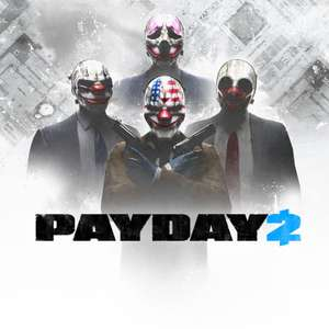 [Steam] PayDay 2 - 64p - Greenman Gaming