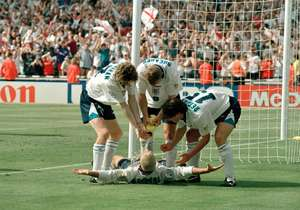Euro 96 Relived [The entire Euro 1996 Championship for free] : Starts May 11 @ ITV