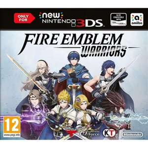 Fire Emblem Warriors (Nintendo 3DS) £6.95 delivered @ The Game Collection