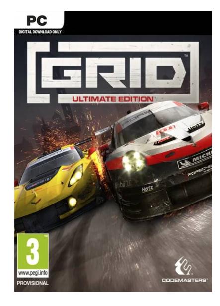 [Steam] GRID: Ultimate Edition (PC) - £10.99 @ CDKeys
