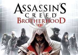 [PC Uplay/Steam] Assassin's Creed Brotherhood £3.09 @ MMOGA