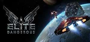 Elite Dangerous (PC Game) on Sale £4.99 at Steam Store