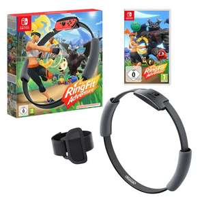 Nintendo Ring Fit Adventure - pre order £64.99 + £5.48 delivery at Scan