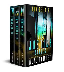 Justice Series Boxed Set. Books 1-3 Kindle Edition Free @ Amazon