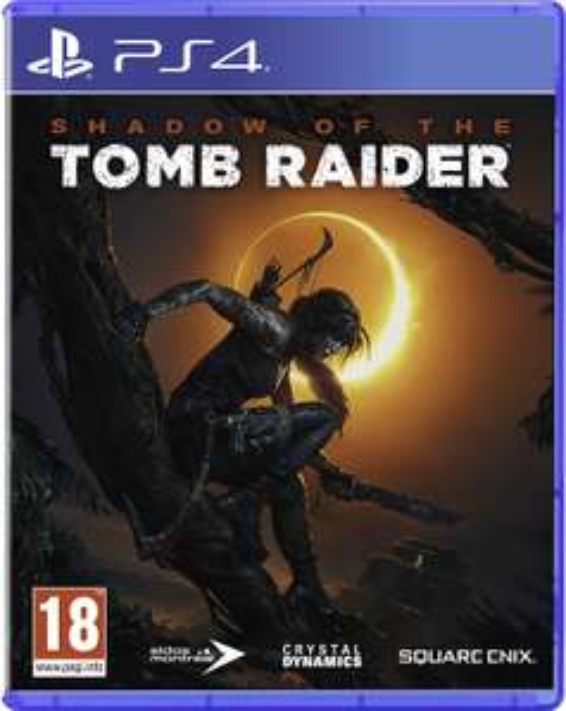 Shadow of the Tomb Raider (PS4) - £10 (Prime) / £14.49 (Non Prime) delivered @ Amazon