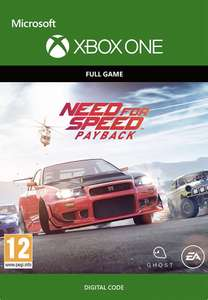 Need for Speed: Payback (Xbox One) [Download Code] - £4 @ Amazon