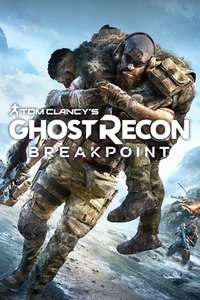 Ghost Recon Breakpoint (PC) £16.49 @ Epic store - £6.49 with existing £10 voucher