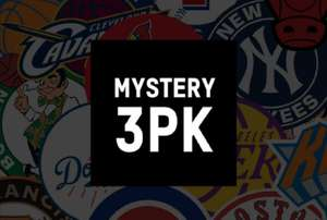 Mystery American Sports T-Shirt - 3 Pack £11.98 delivered @ Zavvi
