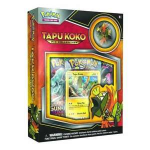 Pokemon - Tapu Koko Pin Collection £11.55 delivered @ Magic Madhouse (£2.60 P&P or free on orders over £20)