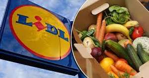 NHS Frontline workers can receive a free bag of fruit & veg this weekend @ Lidl (Collect at hospital)