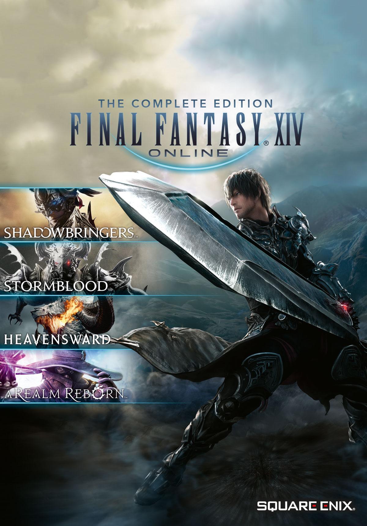 Final Fantasy® XIV Online Complete Edition [PC Download] - £17.49 @ Square Enix
