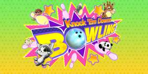 Knock em down bowling on Switch - £4.04 down from £13.49 @ Nintendo EShop