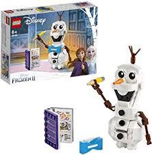 LEGO 41169 Disney Frozen II Olaf the Snowman Brick Built Figure - £8 Prime / +£4.49 non Prime @ Amazon