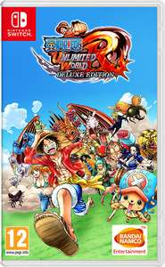 [Nintendo Switch] ONE PIECE: Unlimited World Red Deluxe Edition £13.74 @ Nintendo eShop (£10.19 South Africa)