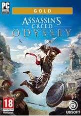 (PC) Assassin's Creed Odyssey Gold Edition (uplay) - £20.36 using code @ Voidu