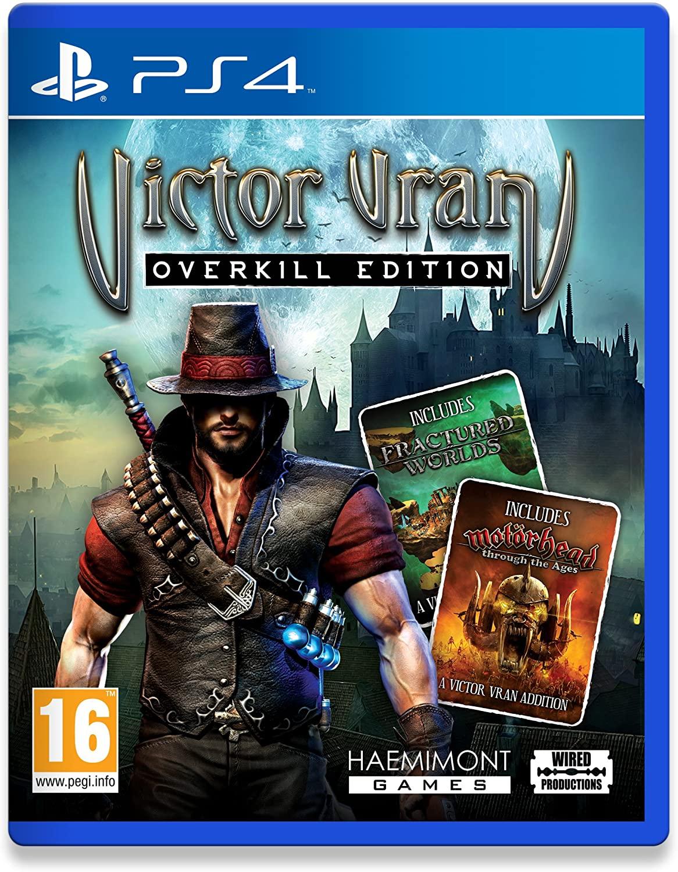 Victor Vran: Overkill Edition (PS4) - £4.99 (Prime) / £7.98 (Non Prime) delivered @ Amazon