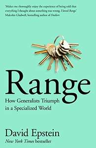 Range: How Generalists Triumph in a Specialized World - Kindle Edition 99p @ Amazon