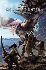 Monster Hunter: World PC Steam £13.56 with code at Voidu