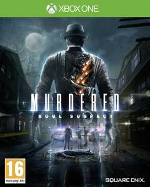 [Xbox One] Murdered: Soul Suspect - £2.39 @ Microsoft Store