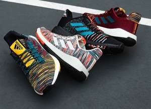 Adidas X Missoni Pulseboost HD Trainers now £85 sizes 6 up to 12 (6 colours) £2.95 delivery @ Endclothing
