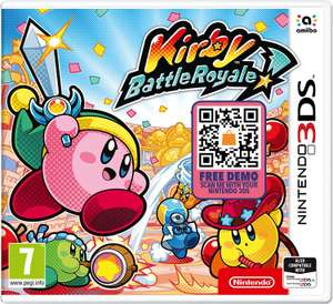 Kirby Battle Royale (Nintendo 3DS) £12.95 delivered @ The Game Collection