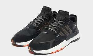 Adidas Originals Nite Jogger trainers now £45 sizes 6 up to 12 @ JD Sport + £3.99 delivery