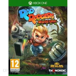 Rad Roger's (Xbox One) @ Game for £4.99 (£4.99 delivery)