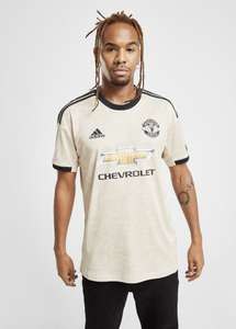 adidas Manchester United FC 2019/20 Away Shirt ay JD Sports for £22.50