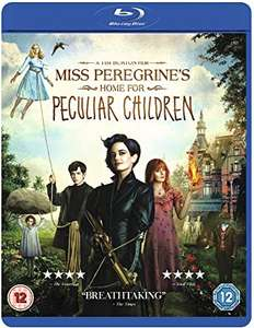 Miss Peregrine's Home For Peculiar Children [Blu-ray] [2016] £2.74 @ Amazon Prime (+£1.99 non Prime)