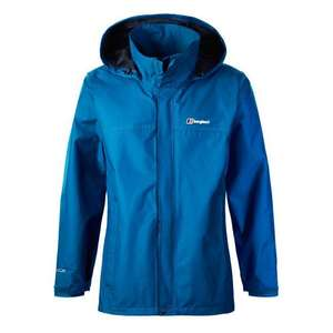 Berghaus Mens RG Alpha Waterproof Jacket at Winfields Outdoors for £39.99 (£4.99 delivery)