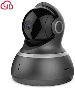 YI Dome Camera 1080p HD Pan/Tilt/Zoom Wireless IP Security Surveillance System £29.99 Sold by Seeverything UK and Fulfilled by Amazon