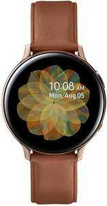 Galaxy Watch Active 2 4G LTE Stainless Steel 44mm - Gold (UK Version)£199.97 Dispatched from and sold by Connected247