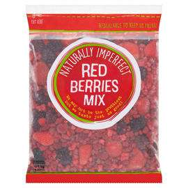 Naturally Imperfect Red Berries Mix 1kg £2.50 @ Iceland