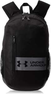 Under Armour Lightweight Backpack £10 (Prime) £14.49 (non Prime) at Amazon