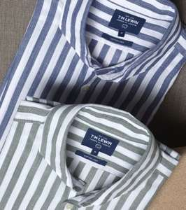 4 shirts for £51 @ TM Lewin