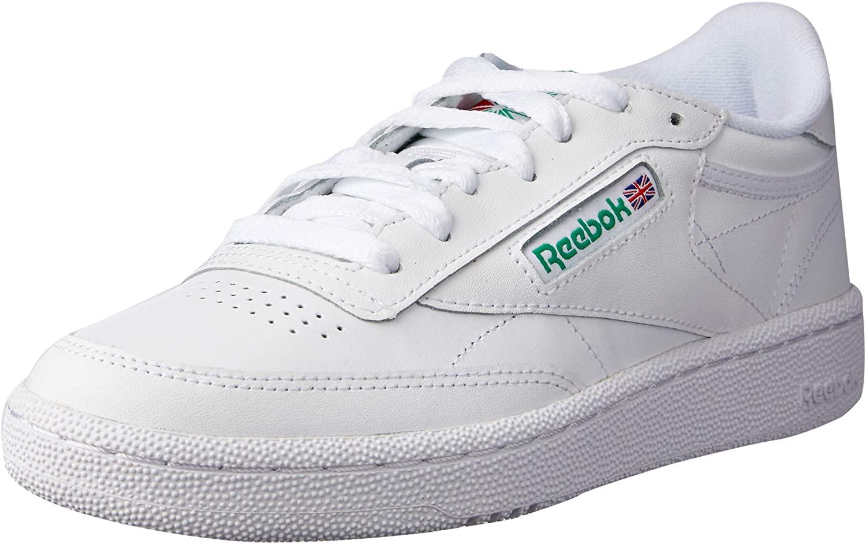 Reebok Men's Club C 85 Gymnastics Shoes £20 delivered at Amazon