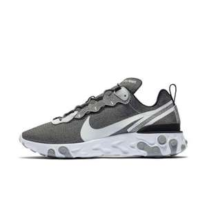 Nike React Element 55 SE Trainers Now £59.98 with code Sizes 5.5 up to 14 @ Nike