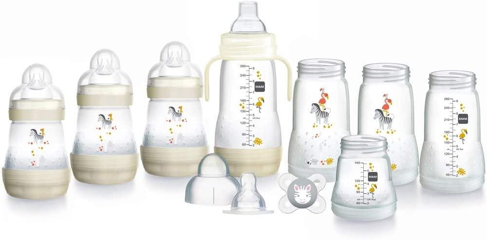MAM Easy Start Self Sterilising Anti Colic Starter Bottle Set @ Amazon
