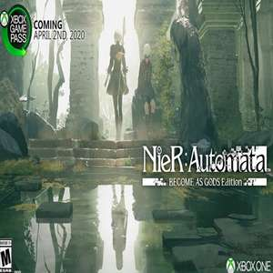 Nier Automata coming to Xbox Gamepass - 2nd April 2020