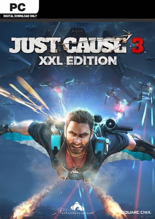 Just Cause 3 XXL £3.19 on steam