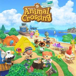 Animal Crossing: New Horizons Switch (EU) - £36.23 (using code) @ Gamivo / Great Games