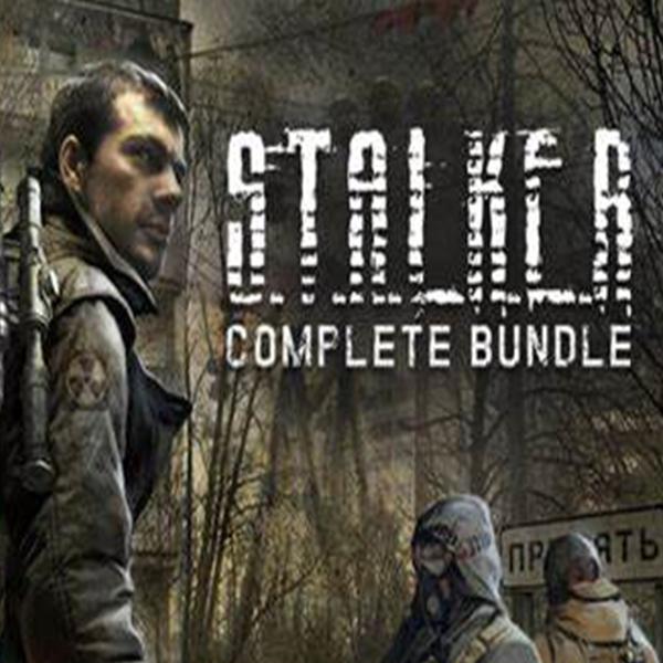 S.T.A.L.K.E.R. Complete Bundle (PC / GOG) - £2.20 w/ code @ ePlay / Gamivo