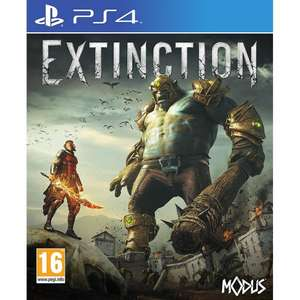 Extinction (XboxOne or PS4) £3.95 delivered @ The Game Collection